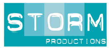 storm productions logo